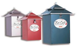 Distributeurs koi Café